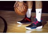 Баскетбольные кроссовки Air Jordan 33 Tech Pack - Фото 2