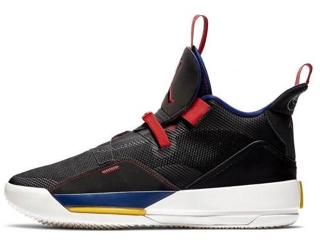 Баскетбольные кроссовки Air Jordan 33 Tech Pack