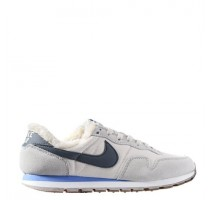 Кроссовки Nike Internationalist White С МЕХОМ