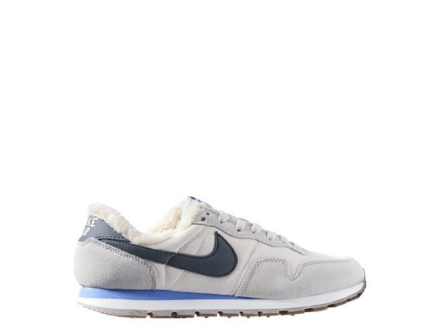 Кроссовки Nike Internationalist White С МЕХОМ