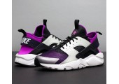 Кроссовки Nike Air Huarache Ultra Viola/Black - Фото 3