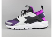 Кроссовки Nike Air Huarache Ultra Viola/Black - Фото 2