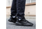 Кроссовки Puma Thunder Desert Triple Black - Фото 6