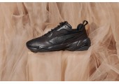 Кроссовки Puma Thunder Desert Triple Black - Фото 8