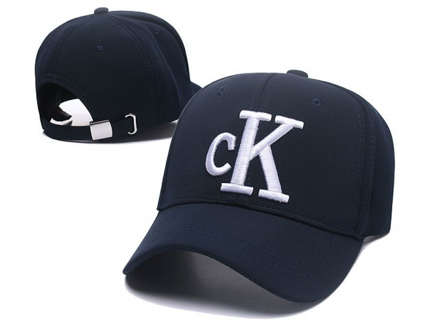 Кепка Calvin Klein Navy/White