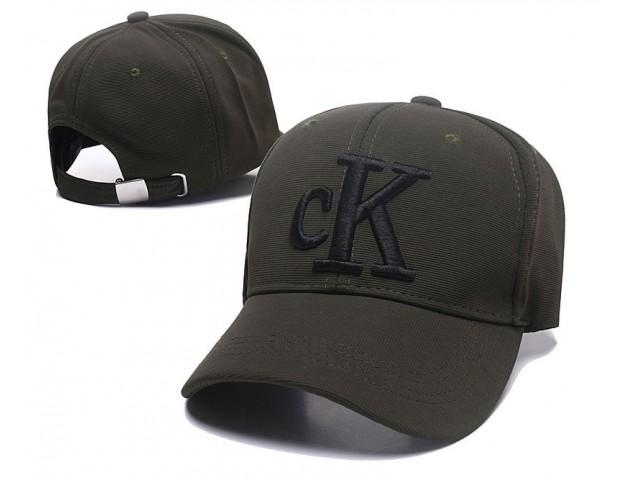Кепка Calvin Klein Haki/Black