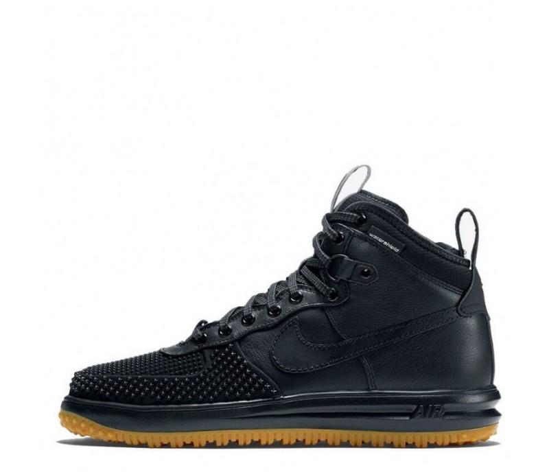 525b18506b8a Кроссовки Nike Lunar Force 1 Duckboot Black Gum купить в Киеве ...