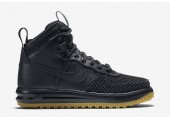 Кроссовки Nike Lunar Force 1 Duckboot Black Gum - Фото 5