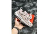 Кроссовки Nike Air Max 98 Rose/Grey - Фото 1