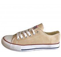 Кеды Converse Chuck Taylor All Star Low Dark Cream