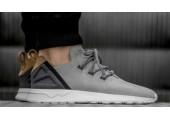 Кроссовки Adidas ZX Flux ADV X Grey - Фото 4