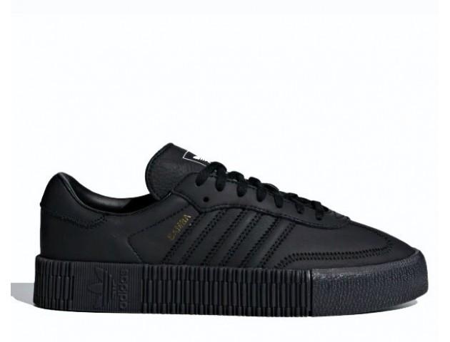Кроссовки Adidas Samba Core Black