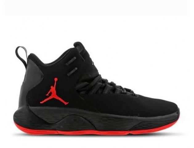 Баскетбольные кроссовки Nike Air Jordan Super Fly Mvp Black/Red