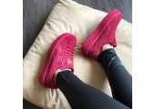 Кроссовки Puma Suede Creeper x Rihanna Bordo - Фото 7