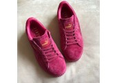 Кроссовки Puma Suede Creeper x Rihanna Bordo - Фото 2