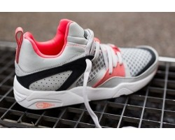 "Кроссовки Puma Blaze Of Glory ""Crackle - Infrared"