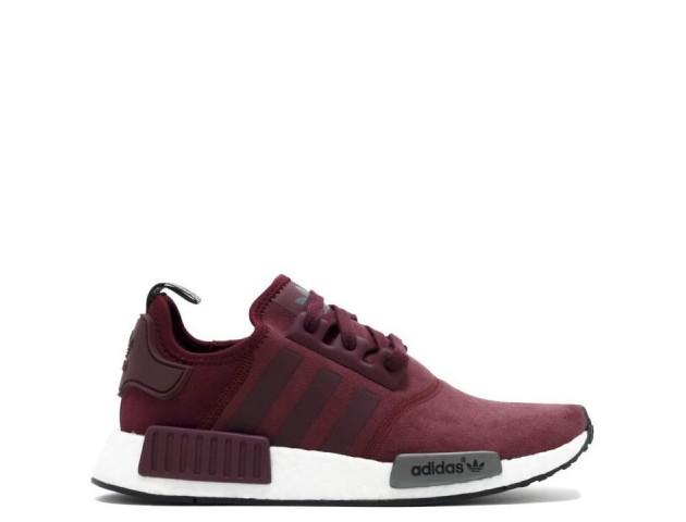 Кроссовки Adidas NMD Runner Burgundy