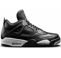 Баскетбольные кроссовки Air Jordan 4 Oreo