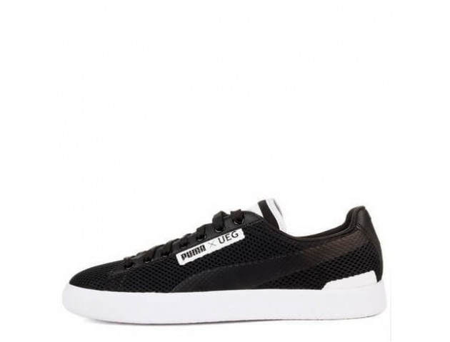 Кроссовки UEG x Puma Court Star Black