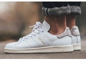 Кроссовки Adidas Stan Smith White/Grey - Фото 6