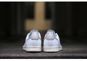 Кроссовки Adidas Stan Smith White/Grey - Фото 2