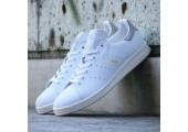 Кроссовки Adidas Stan Smith White/Grey - Фото 1