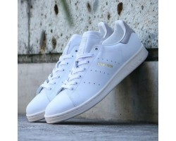 Кроссовки Adidas Stan Smith White/Grey