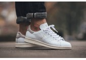 Кроссовки Adidas Stan Smith White/Grey - Фото 4