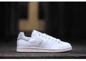 Кроссовки Adidas Stan Smith White/Grey - Фото 3