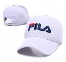 Кепка Fila Classic White