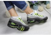 Кроссовки Nike Air Max 95 GS Greedy - Фото 5