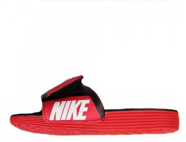Шлепанцы Nike Comfort Black/Red
