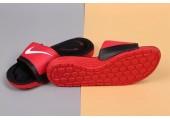 Шлепанцы Nike Comfort Black/Red - Фото 8