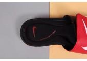 Шлепанцы Nike Comfort Black/Red - Фото 7