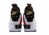 Баскетбольные кроссовки Nike Air Jordan 33 White/Metallic Gold/Black - Фото 5