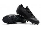 Футбольные бутсы Nike Mercurial Vapor VII Elite Black - Фото 8