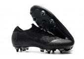 Футбольные бутсы Nike Mercurial Vapor VII Elite Black - Фото 4