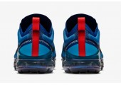 Кроссовки Nike Air VaporMax 2019 Indigo Force/Lakeside/Light Blue - Фото 2