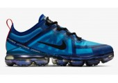 Кроссовки Nike Air VaporMax 2019 Indigo Force/Lakeside/Light Blue - Фото 5