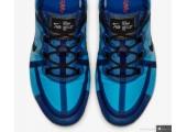 Кроссовки Nike Air VaporMax 2019 Indigo Force/Lakeside/Light Blue - Фото 4
