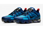 Кроссовки Nike Air VaporMax 2019 Indigo Force/Lakeside/Light Blue - Фото 3