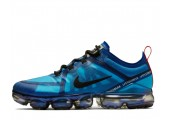 Кроссовки Nike Air VaporMax 2019 Indigo Force/Lakeside/Light Blue - Фото 1