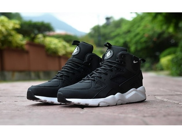 Кроссовки Nike Air Huarache Winter Black