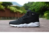 Кроссовки Nike Air Huarache Winter Black - Фото 3
