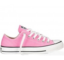 Кеды Converse All Star Chuck Taylor Low Pink