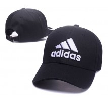 Кепка Adidas Baseball Cap Night Black/White