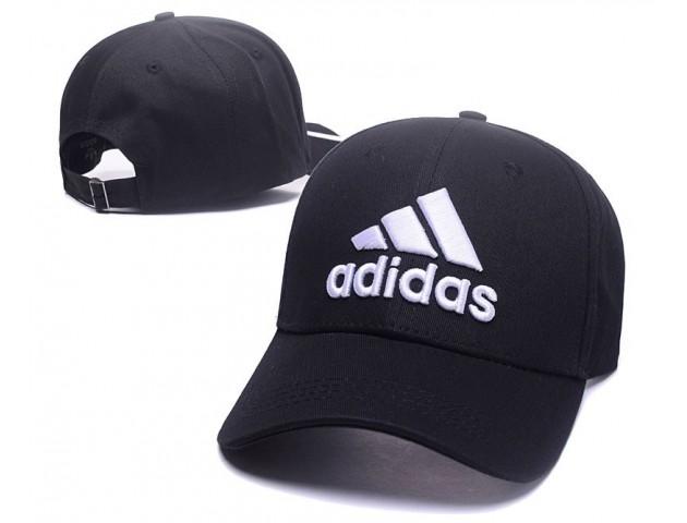 Кепка Adidas Baseball Cap Night Black/White