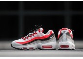 Nike Air Max 95 Essential University Red - Фото 1