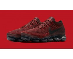 Кроссовки Nike Air Vapormax Dark/Team Red