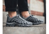 Кроссовки Nike Air Max Plus TN Ultra Grey/Black - Фото 2